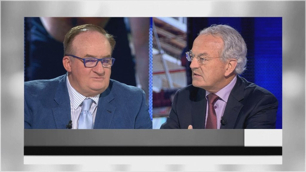 TALKING EUROPE - East vs West? Lifting Europe's 'new iron curtain'