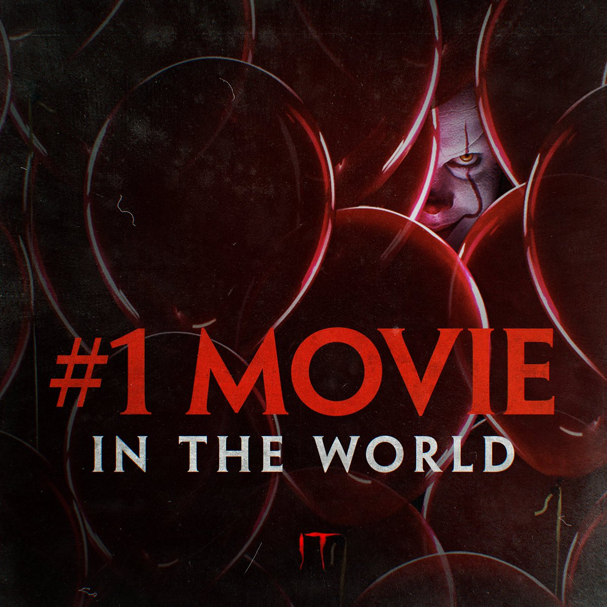 """test Twitter Media - RT @ITMovieOfficial """"Hiya, World. IT's here to stay.  Get your tickets: https://t.co/7dBUJ3Qvr4 #ITMovie"""" https://t.co/iQPbXLlrpS"""