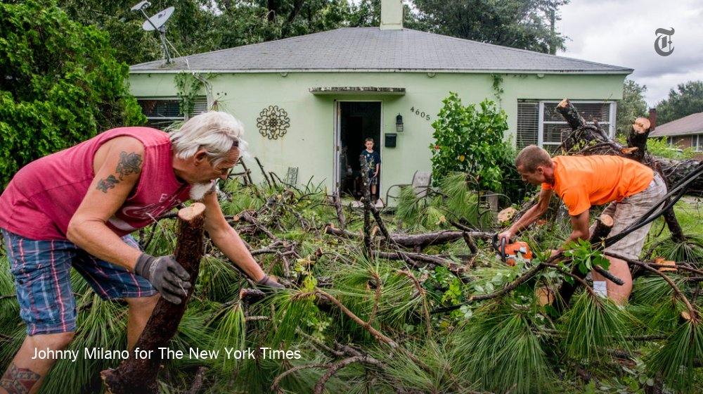 Leveled neighborhoods, crowded shelters and flooded streets: Irma, in pictures https://t.co/m1cBkv9LBB https://t.co/QCMMlRrfNE