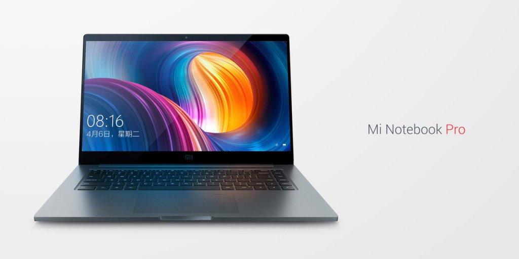 Xiaomi's Mi Notebook Pro is a Cheaper Macbook Pro Clone