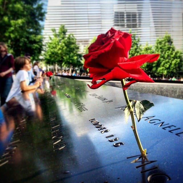Remembering those we lost on 9/11. #NeverForget #September11th https://t.co/MdbE45KZAh