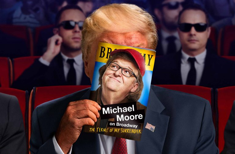 It's Official: Broadway Hates Michael Moore https://t.co/yXz1fPICm6 (Column by @LarryOConnor) https://t.co/In6nO91Emu