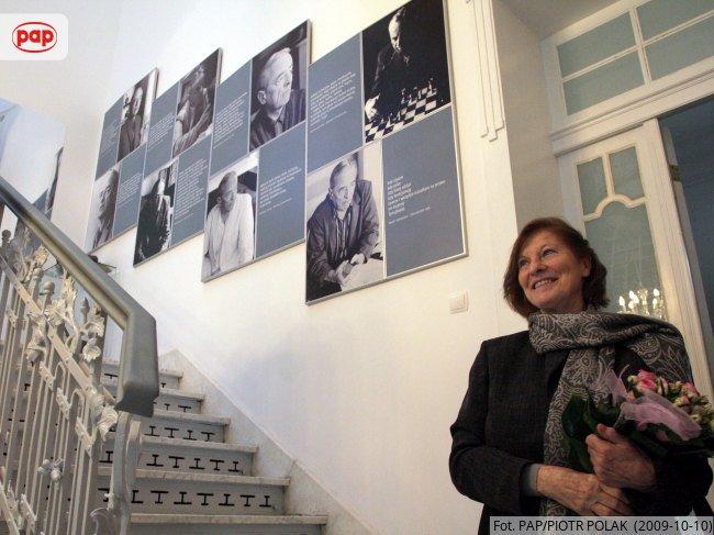 Rita #Gombrowicz: ważne, by #mu