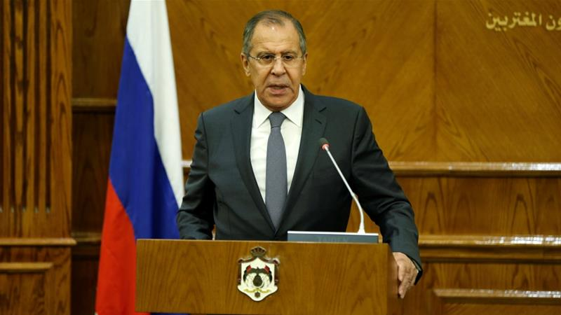 Russia says Saudi Arabia committed to solve Syria crisis