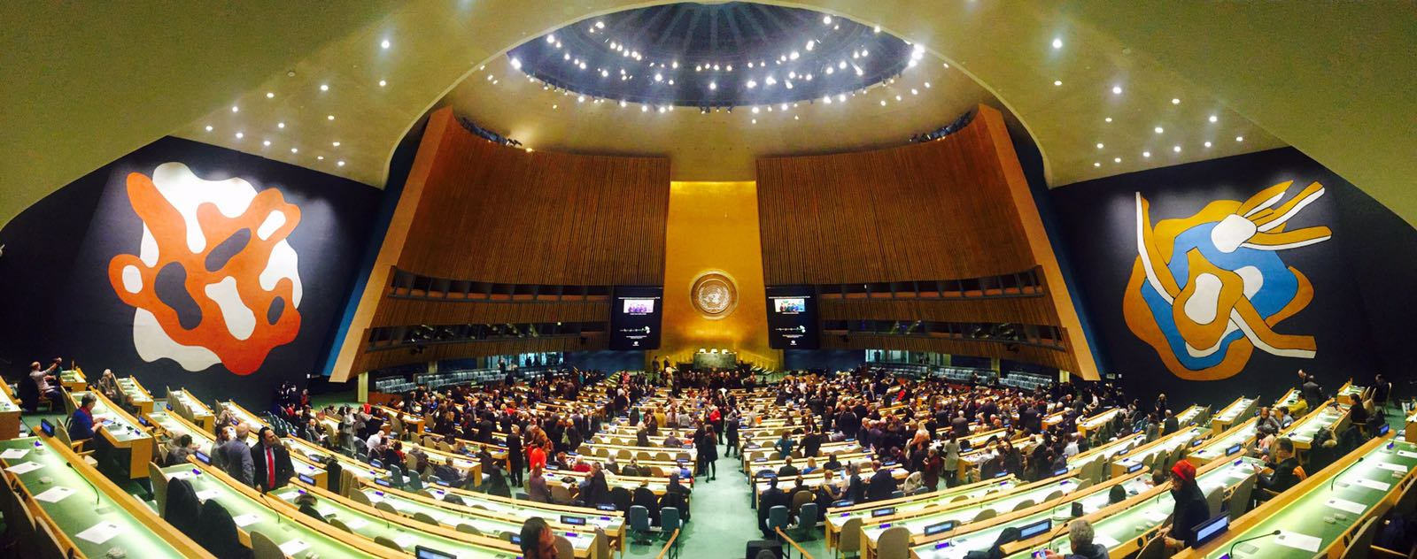 Starting now: Closing of the 71st session of the UN General Assembly. Watch live: https://t.co/WhwXXmCYWf https://t.co/u31gypuJ1h