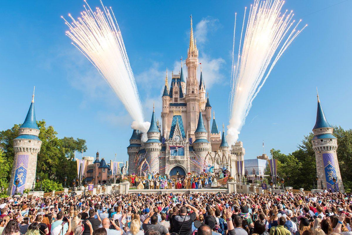 Did Hurricane Irma damage Disney World?