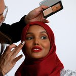 From refugee camp to runway, hijab-wearing model Halima Aden breaks barriers