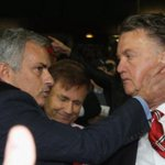 Man Utd went behind my back – Louis van Gaal