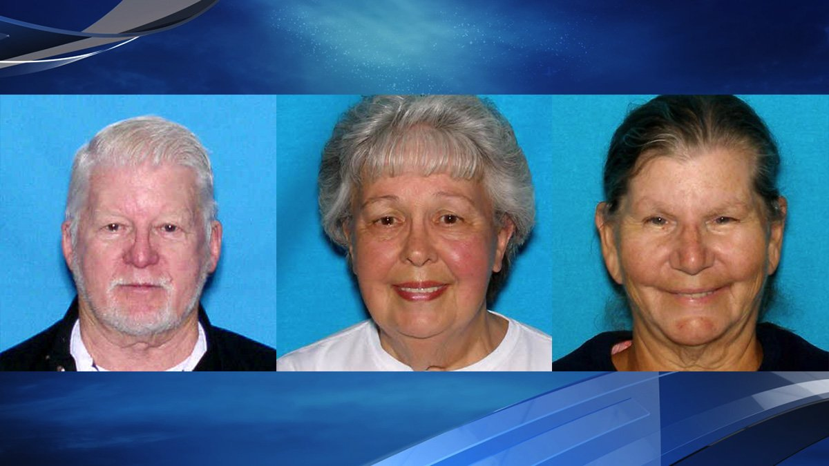Missing Oregon travelers found: 2 survive, 1 dies