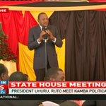 Even if Raila Odinga wins, we will impeach him - President Uhuru Kenyatta