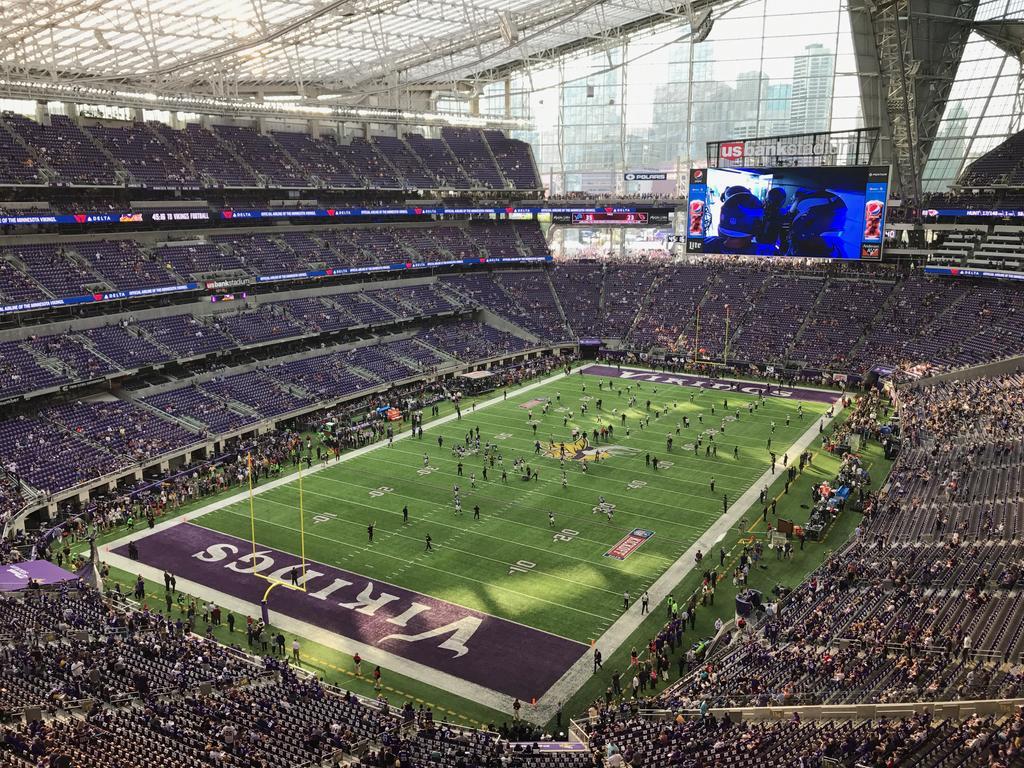 Monday Night Football Is Back Watch Saints At Vikings At 710
