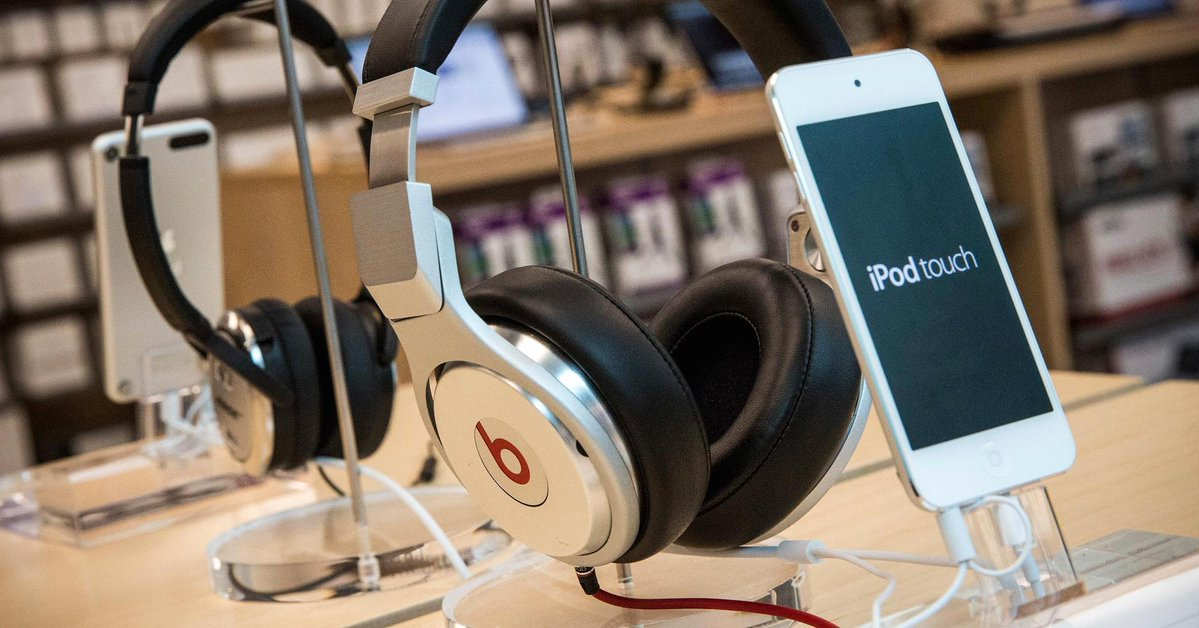 Apple might announce a new iPod touch that can detect your face on Tuesday