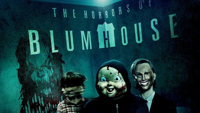 Universal unveils new Halloween Horror Nights maze inspired by blumhouse franchises