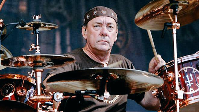 12.09.17 Happy Birthday to one of the premier drummers in modern music: Neil Peart
