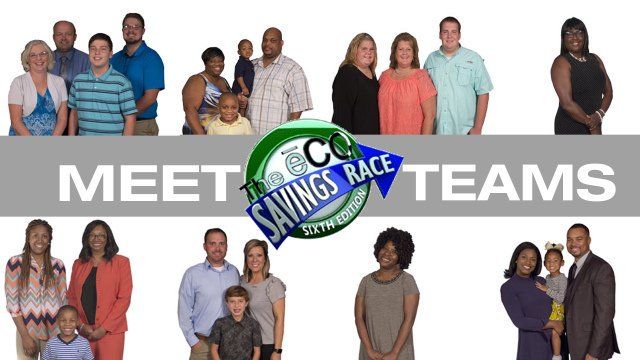 Meet the teams competing in the 6th edition of the ēCO Savings Race