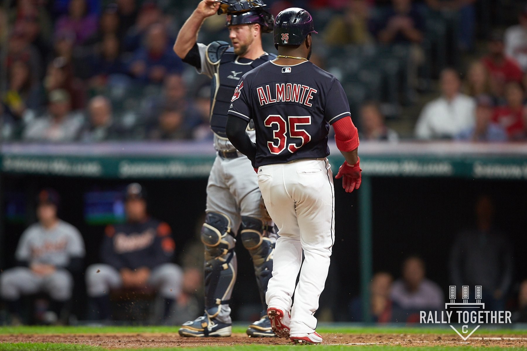 BTW we scored two insurance runs in the eighth to make it 11-0.  Let's close this out! #RallyTogether https://t.co/G4L6EQnYSG