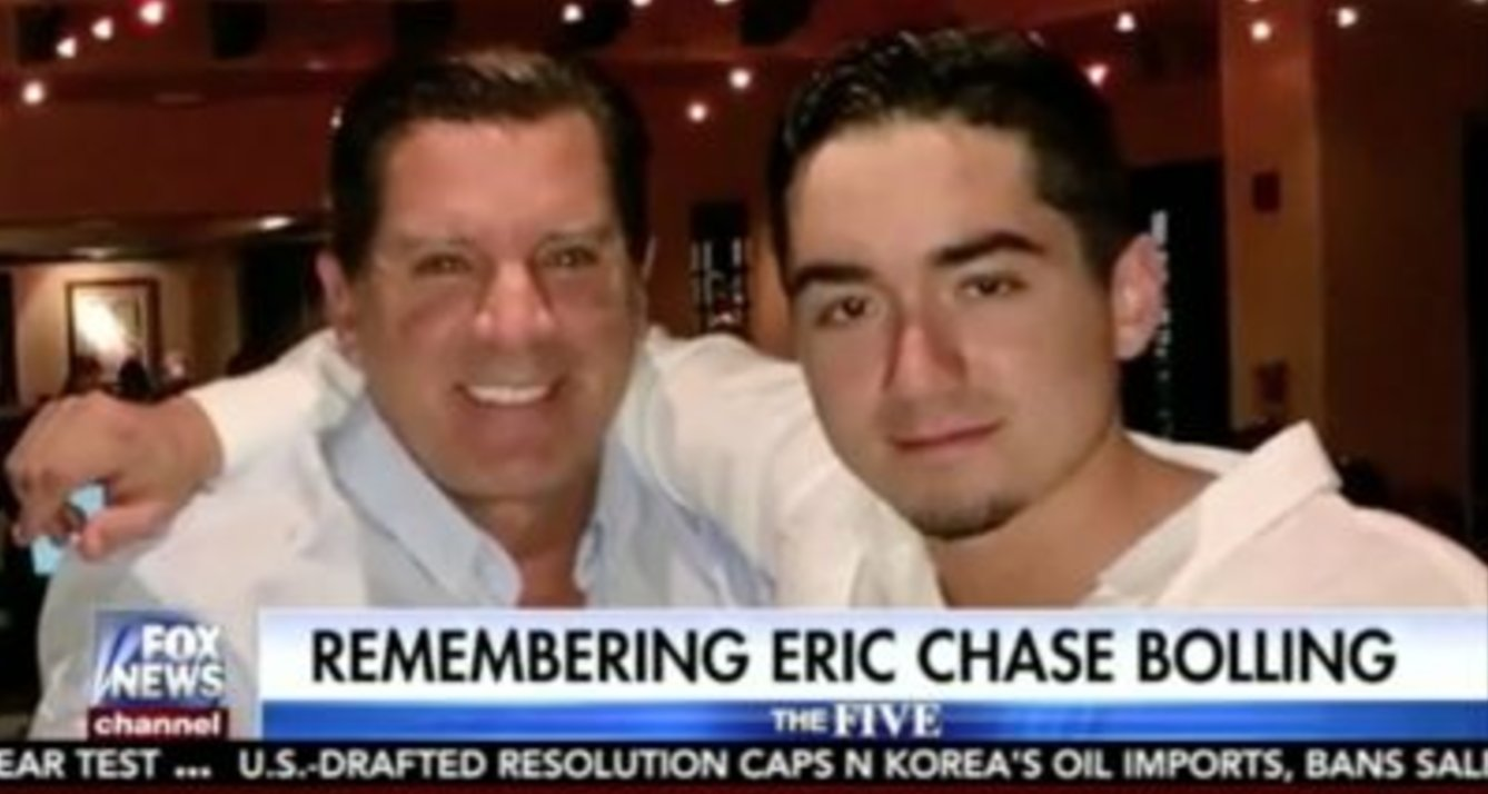 'We Are Truly Heartbroken': The Five Pays an Emotional Tribute to Eric Bolling's Son https://t.co/HExbfauNQe (VIDEO) https://t.co/zwZjY2J6rR