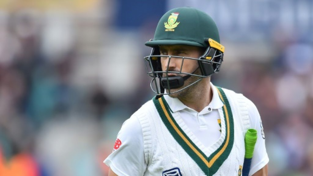 Du Plessis to lead South Africa in all formats