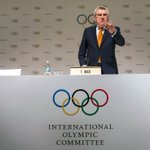 No hint of threat to 2018 Olympics - Bach