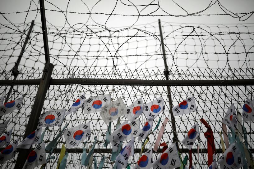 South Korea says North Korea must stop challenging peace, end nuclear program