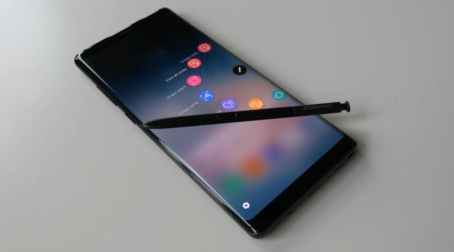 Galaxy Note 8. Nombre record de précommandes chez Samsung