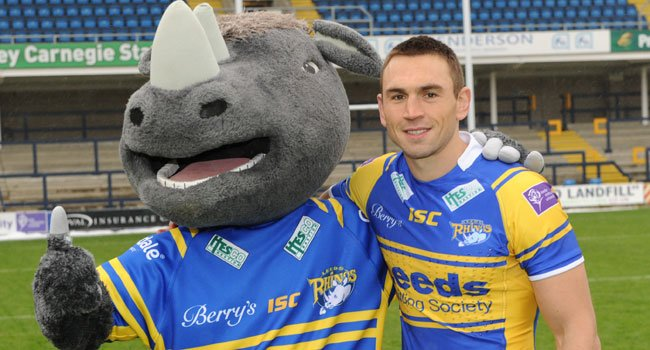 Happy Birthday to my best mate Sir Kevin Sinfield