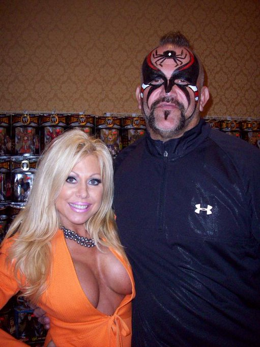 I nominate Terri Runnels for all time Miss ALSO Happy 57th Birthday to Roadwarrior Animal