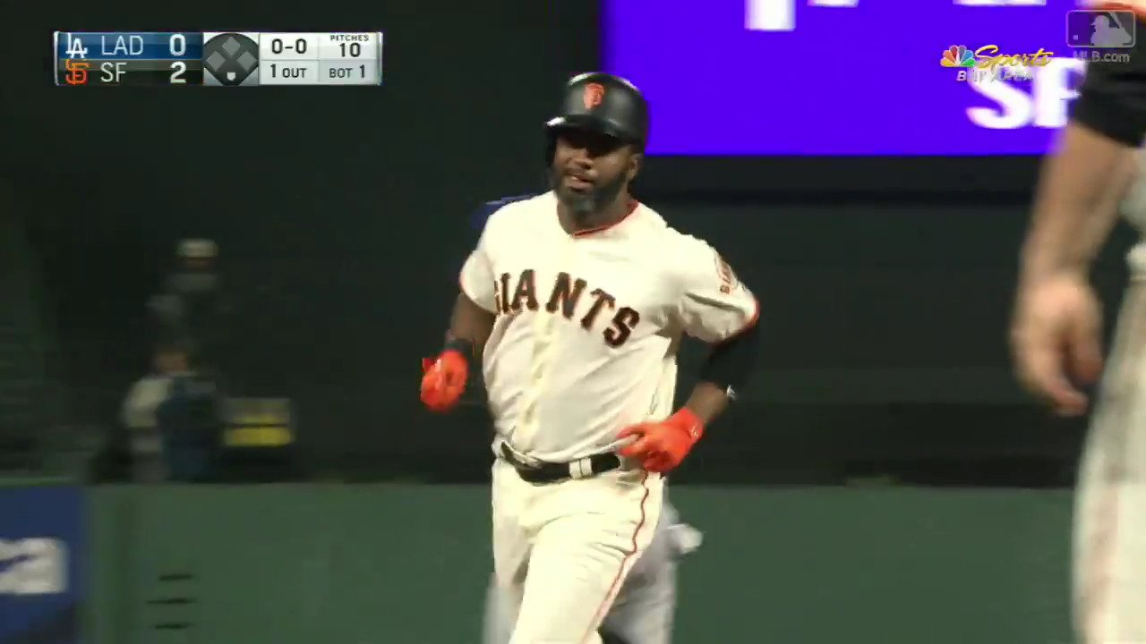 .@thisisdspan. That is McCovey Cove. https://t.co/KpAMezKr3f