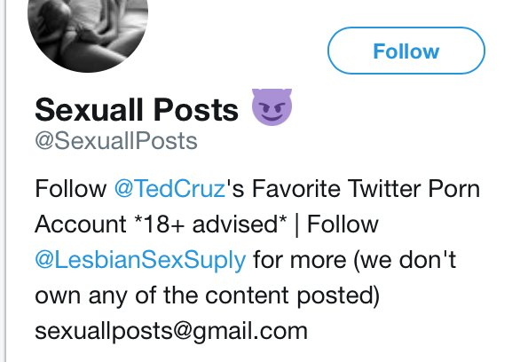 #TedCruz