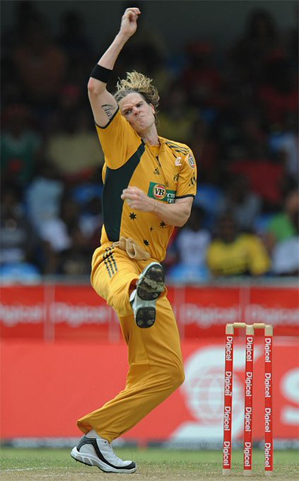 Happy birthday to former Australia bowler Nathan Bracken!