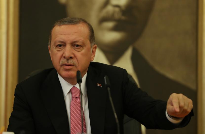 Turkey orders former intelligence personnel detained in Gulen probe: AA