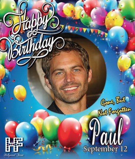 Happy Birthday  &