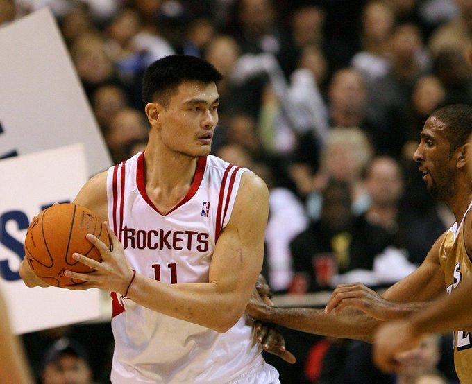 Happy Birthday to Yao Ming   About: