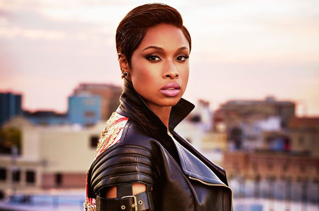 Happy birthday \Jennifer Hudson\ Gold \Spotlight\ Gold \Trouble\ Gold