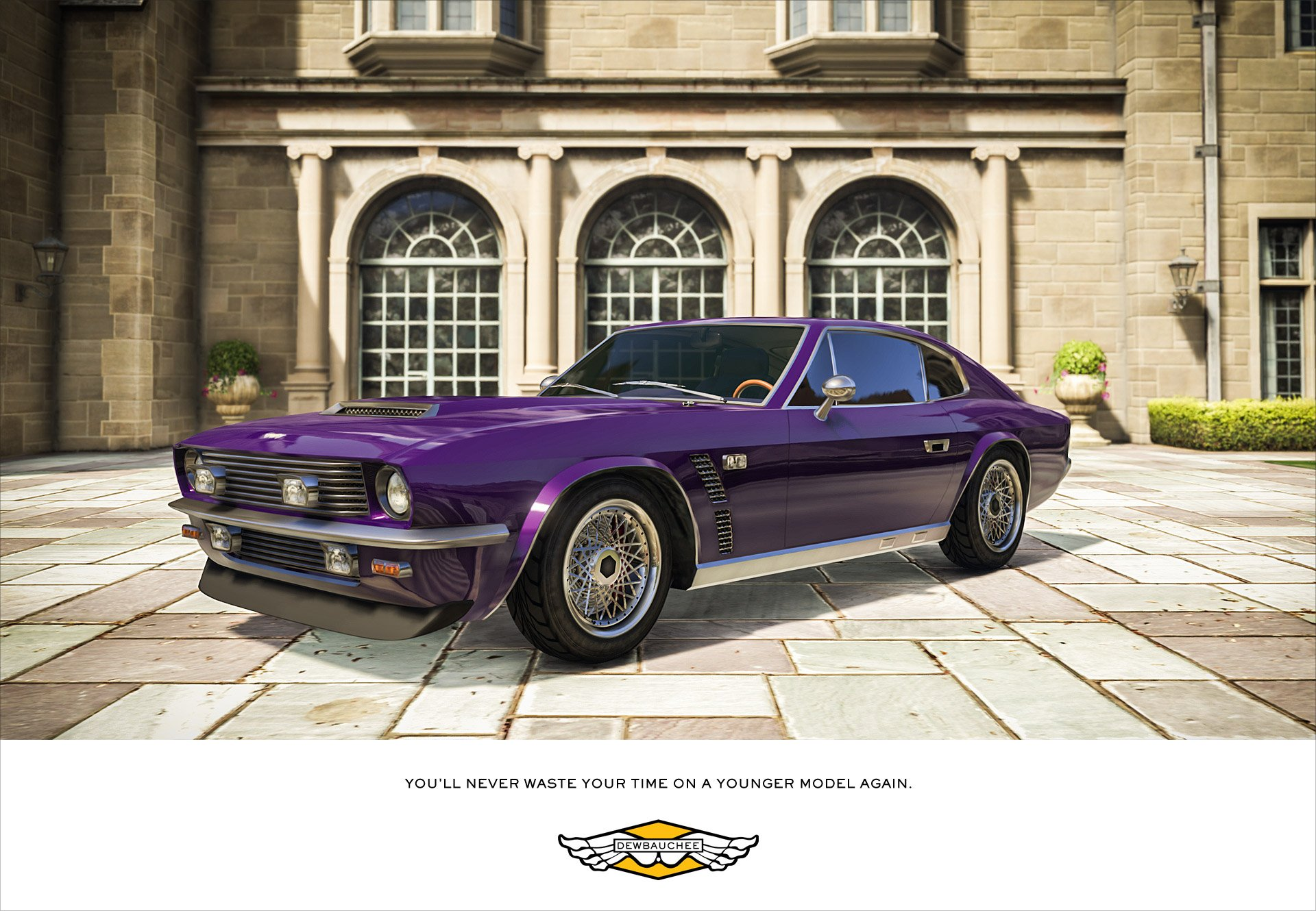 DEWBAUCHEE RAPID GT SPORTS CLASSIC  Now available from Legendary Motorsport in #GTAOnline.  https://t.co/mBvCPlSuFW https://t.co/2c1DuPFYWK
