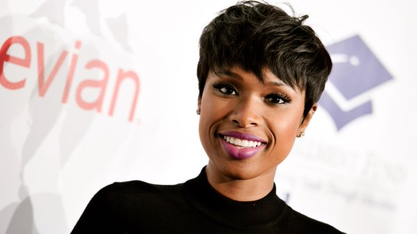 "HAPPY BIRTHDAY... JENNIFER HUDSON! ""GIVING MYSELF\""."