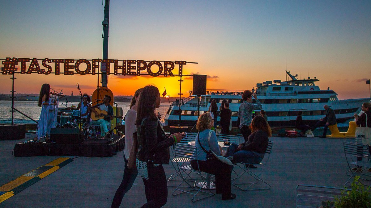 Who needs a cruise to eat well? Food festival comes to San Diego's port