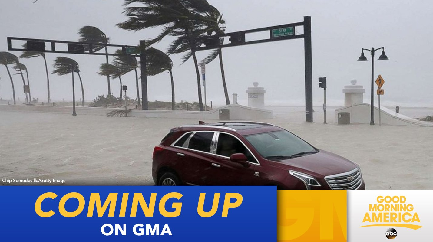 COMING UP ON @GMA: IrmaTLH death toll in US rises to 11; Florida Keys face 'devastation' https://t.co/ESENLEWMoy