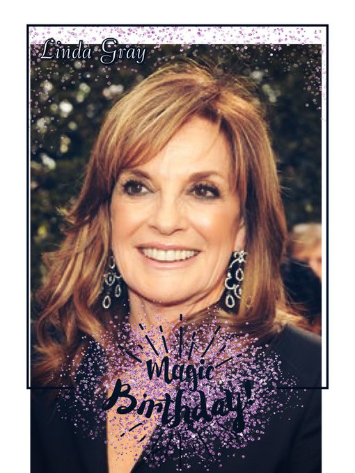 Happy Birthday Linda Gray, Ian Holm, James McCartney, Rachel Ward, Nicole Morris & Barry Andrews