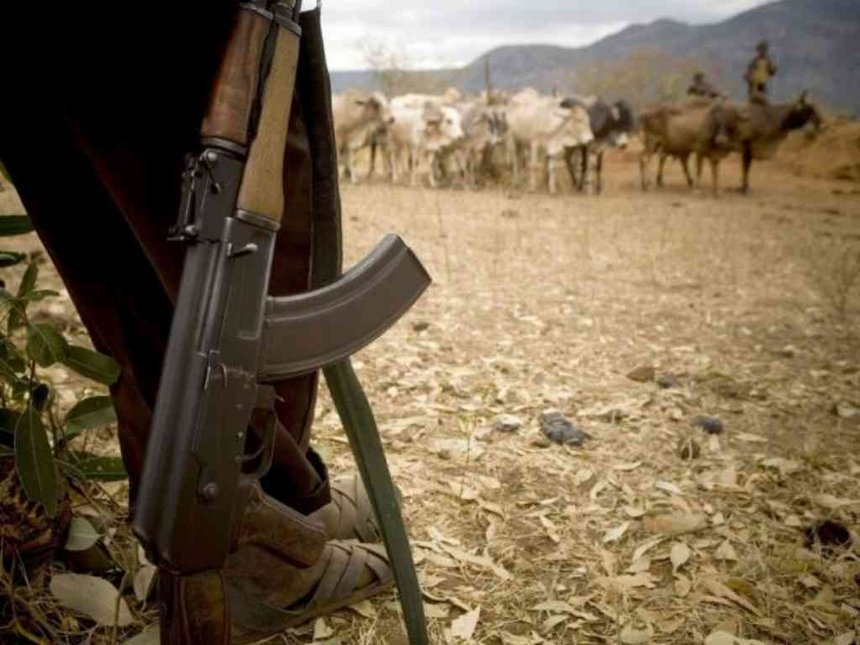 Tension high after bandits kill man at Turkana-West Pokot border