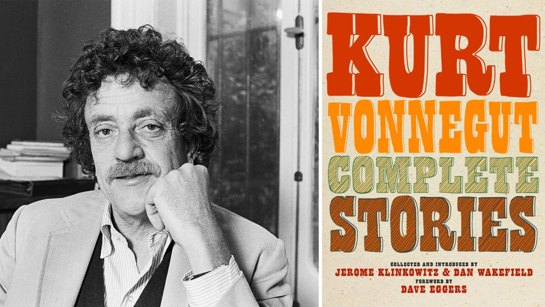 Five previously unreleased Kurt Vonnegut stories will be published this month: https://t.co/0ZepQoQf8h https://t.co/uNipyHiG4h