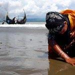 Myanmar faces mounting international pressure as Rohingya Muslims flee violence