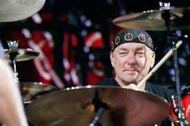 Happy Birthday to one of the greatest drummer of all time! Your the best Neil Peart