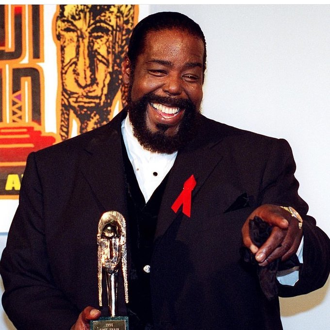 Happy Birthday To The Legendary Barry White. He Would of Been 73 Years Old. Rest In Peace
