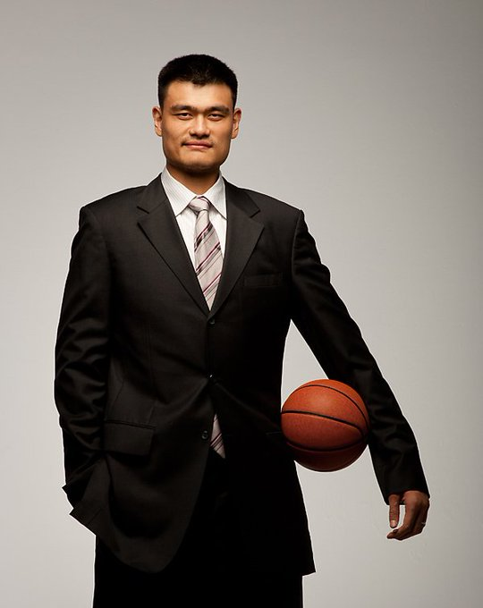 Happy Birthday Yao Ming
