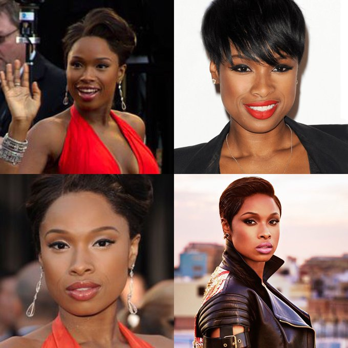 Happy 35 birthday to Jennifer Hudson. Hope that she a wonderful birthday l