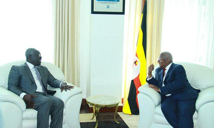 Kutesa hails outgoing Sudanese ambassador