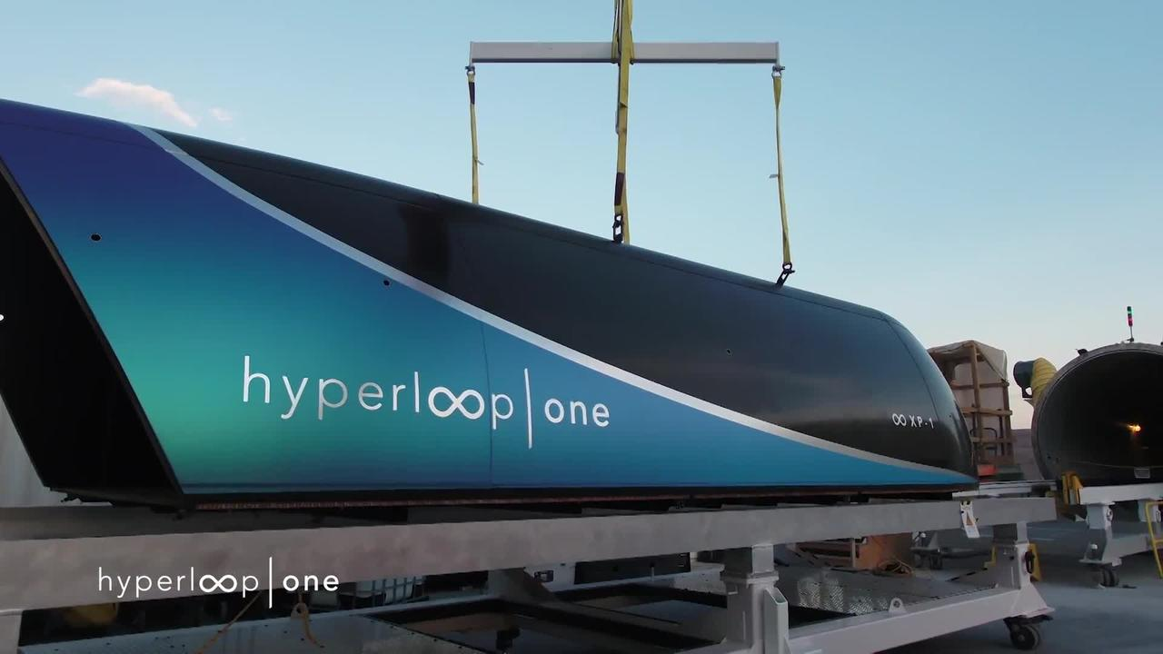 Your dream of zipping between cities in Hyperloop One just took another step toward reality. https://t.co/KcbL7OyWLQ https://t.co/OuVkWPcDYS