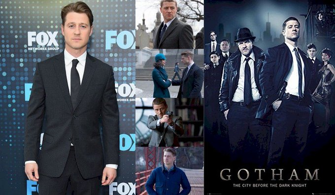 Hoy cumple 39 años Ben McKenzie (James Gordon en Happy Birthday