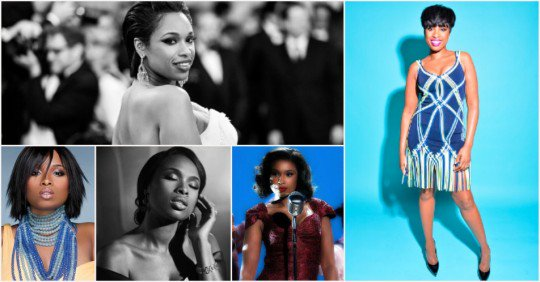 Happy Birthday to Jennifer Hudson (born September 12, 1981)